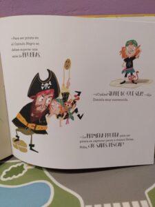 Pruebas Daniela pirata