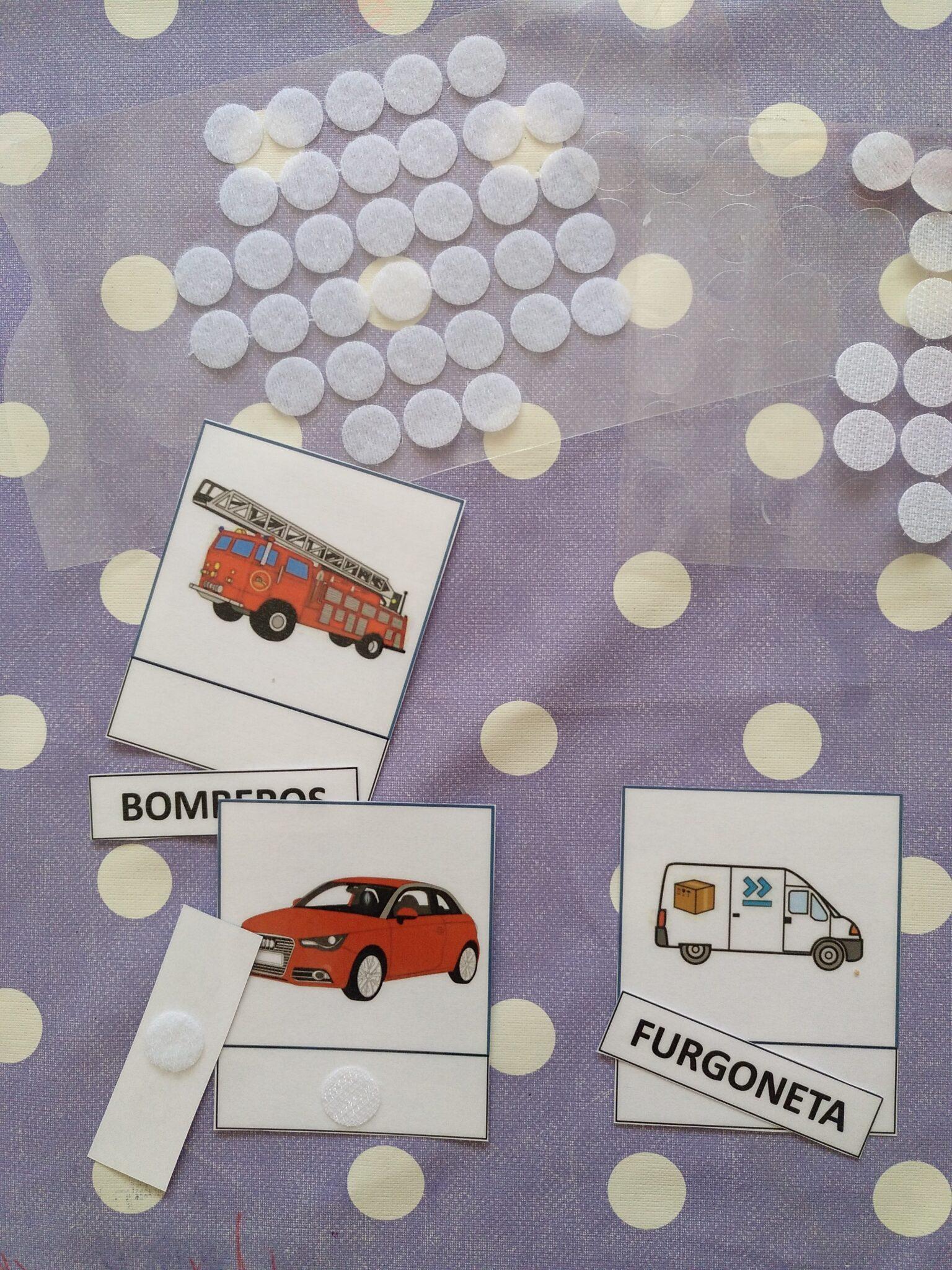 Montando tarjetas