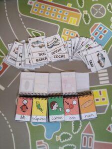 Juegos lectoescritura