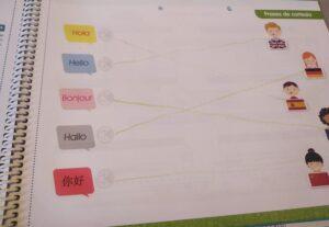 PolyglotBookHome (cuaderno de actividades)