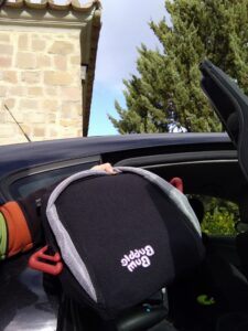 asiento bubblebum