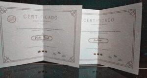 certificado del buen comportamiento