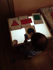 Baby brain y Mesa de luz