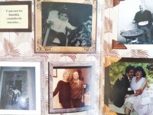 mi familia en el año 1985