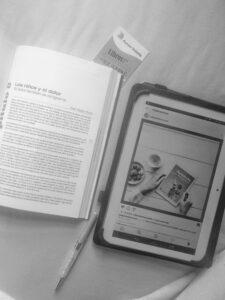libro abierto ¡Ayúdale a despegar! 2ª Edición