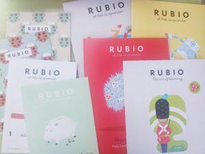 Cuadernos RUBIO, los de toda la vida