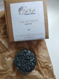 Jabón facial Freya