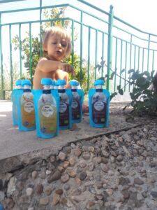 niño Alimentación infantil ecológica
