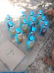 variedad Agua&Fruta