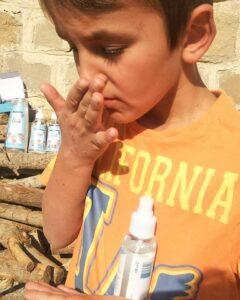 Geles Hidroalcohólicos para niños