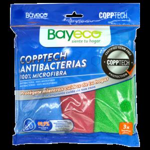 Copptech Antibacterias