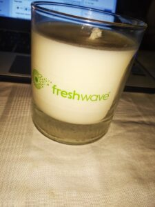 Vela Neutralizadora de olores Freshwave