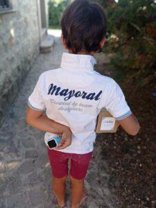 Reloj con GPS 4G para ICONIC niños.