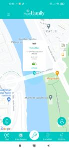 Reloj con GPS 4G ICONIC para niños